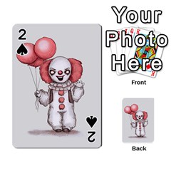 They All Float Playing Cards 54 Designs  by lvbart
