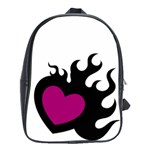 Heartflame School Bags (XL)