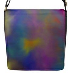 Mystic Sky Flap Messenger Bag (s) by TRENDYcouture