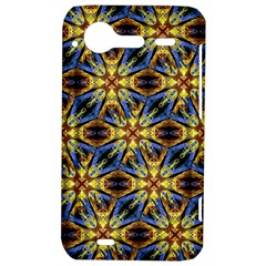 Vibrant Medieval Check HTC Incredible S Hardshell Case  by dflcprints