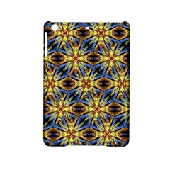 Vibrant Medieval Check Ipad Mini 2 Hardshell Cases by dflcprints
