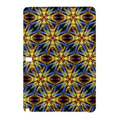 Vibrant Medieval Check Samsung Galaxy Tab Pro 10 1 Hardshell Case by dflcprints