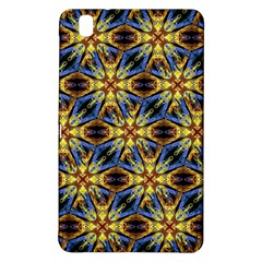 Vibrant Medieval Check Samsung Galaxy Tab Pro 8 4 Hardshell Case by dflcprints