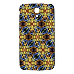 Vibrant Medieval Check Samsung Galaxy Mega I9200 Hardshell Back Case by dflcprints