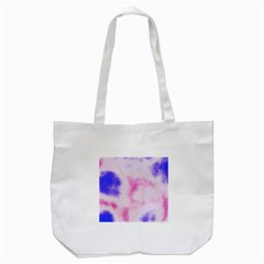 Pink N Purple Tote Bag (white) by TRENDYcouture
