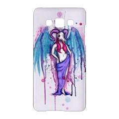 Dirty Wings Samsung Galaxy A5 Hardshell Case  by lvbart