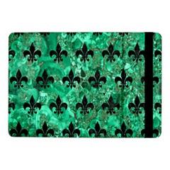 Royal1 Black Marble & Green Marble Samsung Galaxy Tab Pro 10 1  Flip Case by trendistuff