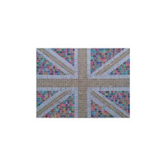 Multicoloured Union Jack Shower Curtain 48  X 72  (small)  by cocksoupart