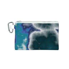 Oceanic Canvas Cosmetic Bag (s) by TRENDYcouture