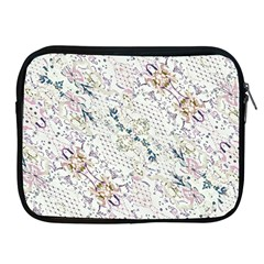 Oriental Floral Ornate Apple Ipad 2/3/4 Zipper Cases by dflcprints