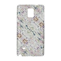 Oriental Floral Ornate Samsung Galaxy Note 4 Hardshell Case