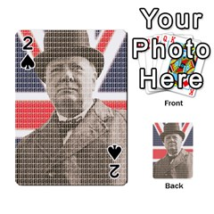 Winston Churchill Playing Cards 54 Designs