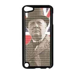 Winston Churchill Apple Ipod Touch 5 Case (black) by cocksoupart