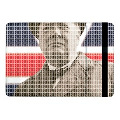 Winston Churchill Samsung Galaxy Tab Pro 10 1  Flip Case by cocksoupart