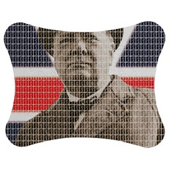 Winston Churchill Jigsaw Puzzle Photo Stand (bow) by cocksoupart