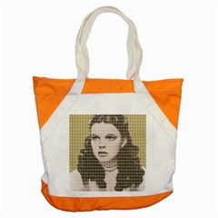 Over The Rainbow   Gold Accent Tote Bag by cocksoupart
