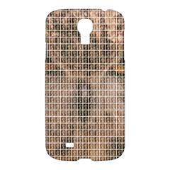Owl Samsung Galaxy S4 I9500/i9505 Hardshell Case by cocksoupart