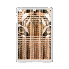 Tiger Tiger Ipad Mini 2 Enamel Coated Cases by cocksoupart