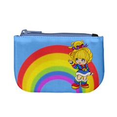 Rainbows Make Everything Better Coin Change Purse by Ellador