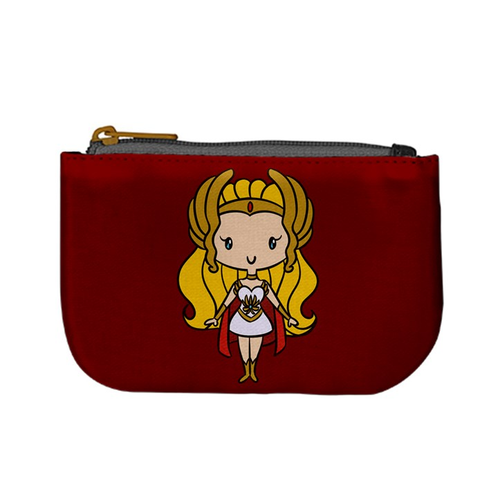 Princess of Power Coin Change Purse