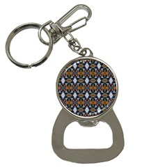 Stones Pattern Bottle Opener Key Chains