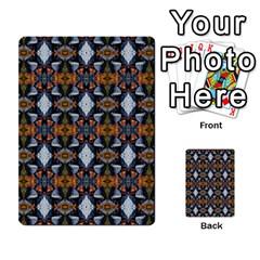 Stones Pattern Multi Purpose Cards (rectangle)  by Costasonlineshop