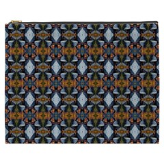 Stones Pattern Cosmetic Bag (xxxl)  by Costasonlineshop