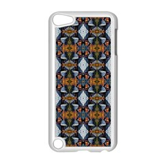 Stones Pattern Apple Ipod Touch 5 Case (white) by Costasonlineshop
