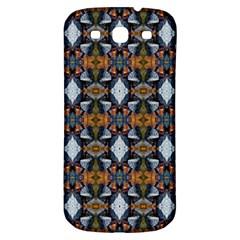 Stones Pattern Samsung Galaxy S3 S Iii Classic Hardshell Back Case by Costasonlineshop