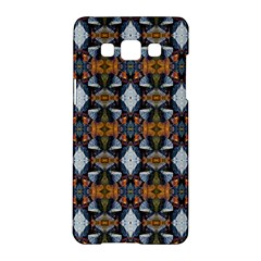 Stones Pattern Samsung Galaxy A5 Hardshell Case  by Costasonlineshop