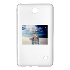 Our Mother Mary Samsung Galaxy Tab 4 (8 ) Hardshell Case  by jackiepopp