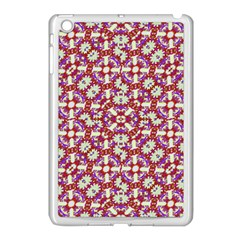 Boho Check Apple Ipad Mini Case (white) by dflcprints