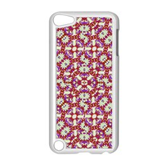 Boho Check Apple Ipod Touch 5 Case (white) by dflcprints