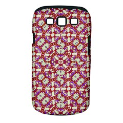 Boho Check Samsung Galaxy S Iii Classic Hardshell Case (pc+silicone) by dflcprints