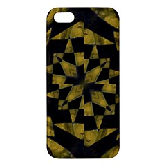 Bold Geometric Iphone 5s/ Se Premium Hardshell Case by dflcprints