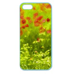 Poppy I Apple Seamless Iphone 5 Case (color) by colorfulartwork