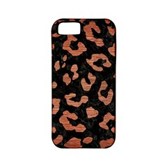 Skin5 Black Marble & Copper Brushed Metal (r) Apple Iphone 5 Classic Hardshell Case (pc+silicone) by trendistuff