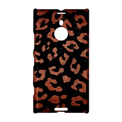 Skin5 Black Marble & Copper Brushed Metal (r) Nokia Lumia 1520 Hardshell Case by trendistuff