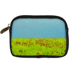 Poppy Iv Digital Camera Cases by colorfulartwork