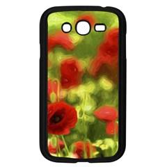 Poppy Vi Samsung Galaxy Grand Duos I9082 Case (black) by colorfulartwork