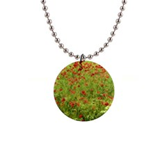 Poppy Vii Button Necklaces by colorfulartwork