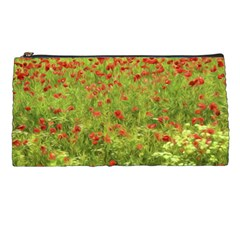 Poppy Vii Pencil Cases by colorfulartwork