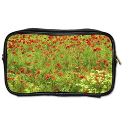 Poppy Vii Toiletries Bags by colorfulartwork