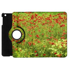 Poppy Vii Apple Ipad Mini Flip 360 Case by colorfulartwork