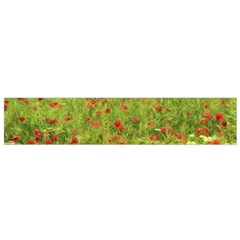 Poppy Vii Flano Scarf (small) by colorfulartwork