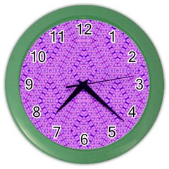 Total Control Color Wall Clocks by MRTACPANS