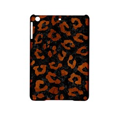 Skin5 Black Marble & Brown Burl Wood (r) Apple Ipad Mini 2 Hardshell Case by trendistuff