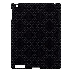 Back Is Black Apple Ipad 3/4 Hardshell Case by MRTACPANS