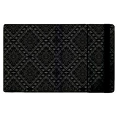 Back Is Black Apple Ipad 2 Flip Case by MRTACPANS