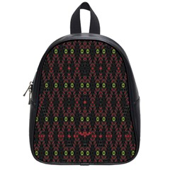 Blax In Color School Bags (small)  by MRTACPANS